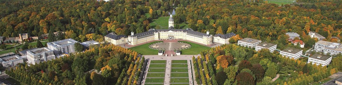 Karlsruhe Luftbild