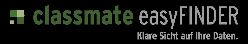 classmate easyFINDER: Klare Sicht auf Ihre Daten