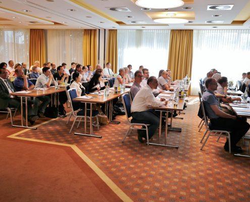 Anwenderforum simus classmate 2016: Teilnehmer