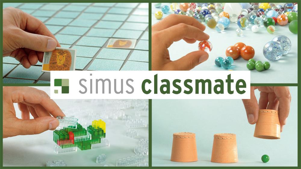 simus classmate. data specialist.