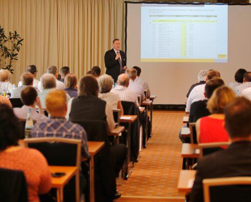 Anwenderforum simus classmate 2016: Herr Dr. Kunze