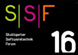 Stuttgarter Softwaretechnik Forum 2016