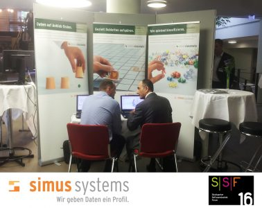 Stuttgarter Softwaretechnik Forum2016 simus-systems