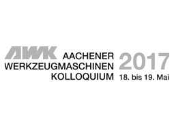 Aachener Werkzeugmaschinen-Kolloquium 2017