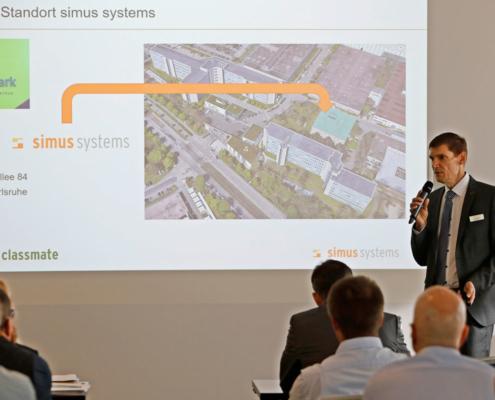 simus systems Anwenderforum 2018