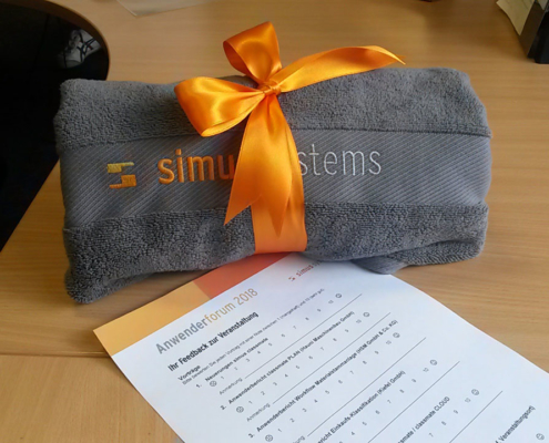 simus systems Anwenderforum 2018