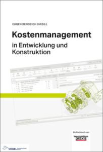 Fachbuch Kostenmanagement in Entwicklung und Konstuktion