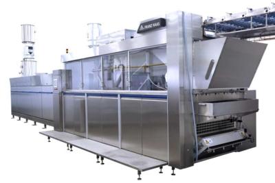 Haas Thermo-Waffelbackautomat SWAKT-HC
