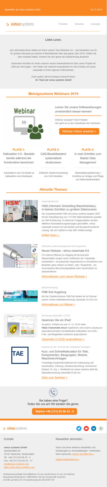 Newsletter_simus_systems