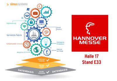 simus systems auf der Hannover Messe 2020