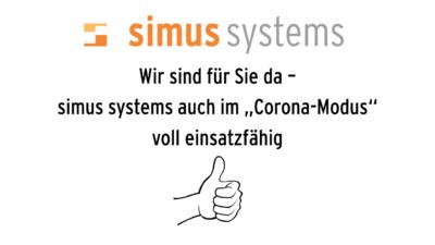 simus systems voll einsatzfähig