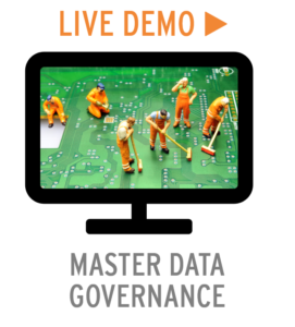 Live Demo Master Data Governance