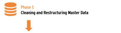 Master Data Governance Phase 1