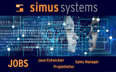 Jobs simus systems